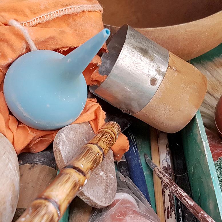 outils décors vrac