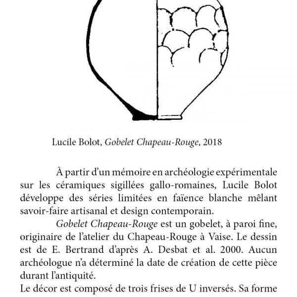 fiche Gobelet Chapeau-Rouge