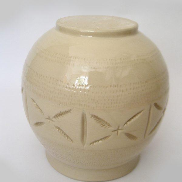 vase à l'envers