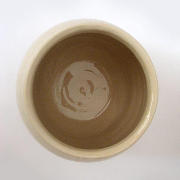 vase du dessus